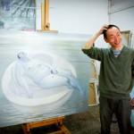 胡俊:艺术家永远都应该在旅途上