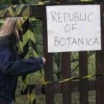 植物共和国:乌普萨拉文化节上的集体作品