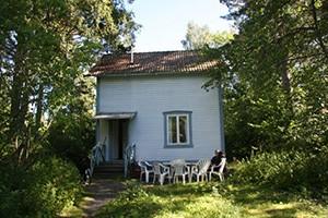 诗人的蓝房子