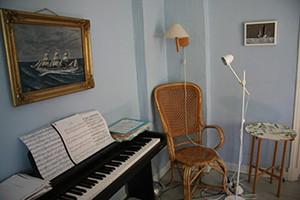 诗人家的钢琴