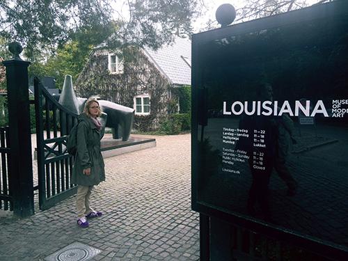 丹麦路易斯安那现代美术馆