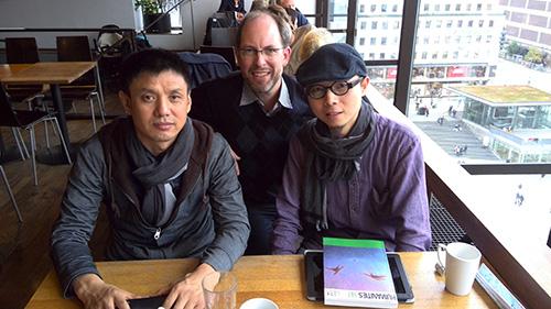 朱久洋、杨富雷和罗菲