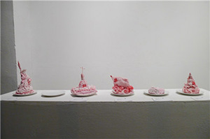 Lei Yan, The Confusion from Choices, Soft Sculpture, 2010