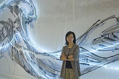 樊林《毛,就是我》,2010年9月,广州